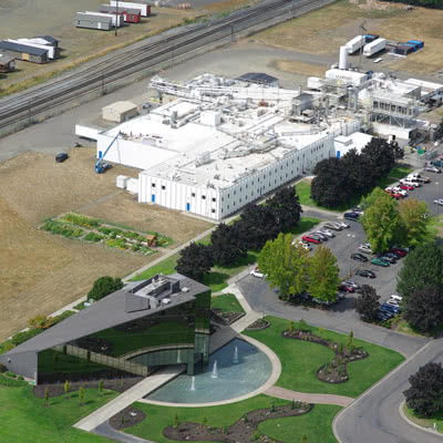 Aerial View of OFD Plant